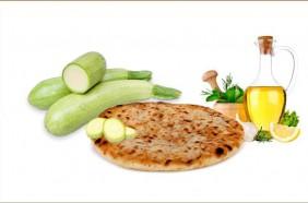Осетинский пирог с кабачками